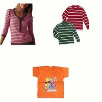 Kids Knitted T-shirts