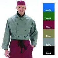 Colored Chef Coat-Aprons-Caps