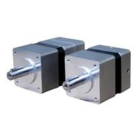 DC Stepper Geared Motors
