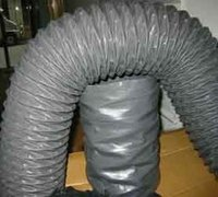 Nylon Fabric Duct Hose