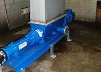 Eccentric Screw Pumps (Closed Hopper Type)
