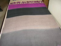 Viscose Four Color Shawls In Weaving