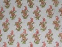Latest Cotton Printed Fabric
