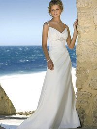 Beach Wedding Gowns