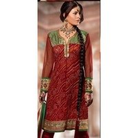 Bandhni Salwar Suits