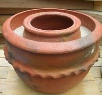 Mosiac Clay Pots