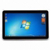 Slim Tablet PC with Google's Android 4.0