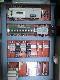 Industrial Control Panel Enclosure