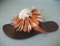 Lady Shoes Flat Slipper Sandals