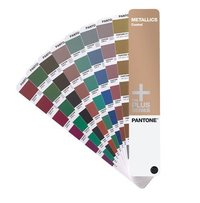 Pantone Metallics Coated Formula Guide