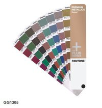 Pantone Premium Metallics Coated Formula Guide