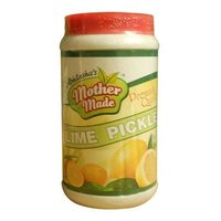 Lime Slices Pickle
