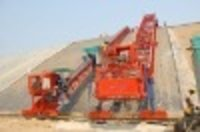 Concrete Paver Machine For Irrigation Canal