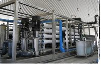 Zero Discharge Treatment Plant