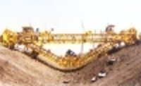 Machine For Canal Construction
