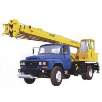 QY8D Hydraulic Mobile Crane