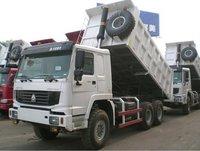 Howo Heavy Dump/Tipper Truck