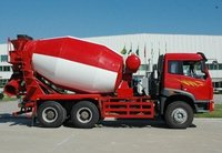 FAW 12-14M3 Concrete/Construction Mixer Truck