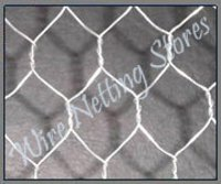 Hexagonal Wire Netting Gabion Mesh