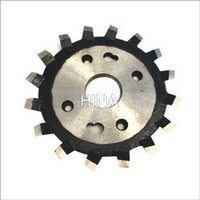 Welbound Milling Cutter