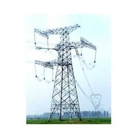 Steel Transmission Tower
