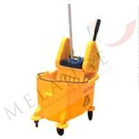 Single Wringer Trolley