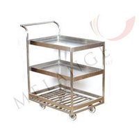 Three Tier Utility Trolley