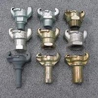 Claw Coupling And Clamps