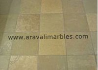 Kota Brown Polished Limestone