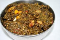 Gongura (Spinach) Pickle