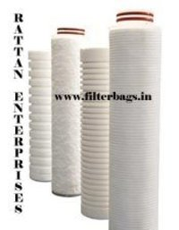 Spun Bonded Filter Cartridges