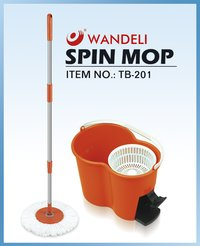 Cleaning Microfiber 360 Spin Mop