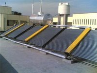 Solar Water Heater Non Integrated