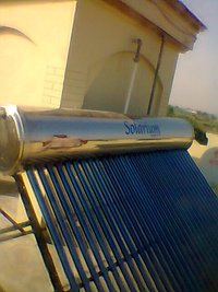 Solar Water Heater Tripple Layer Evacuated Tube Collector