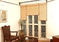Decorative Bamboo Blinds