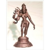 Ardhanareeswarar Statue