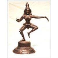 Dancing Parvati Statue
