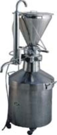 Colloid Mill Std./GMP Model