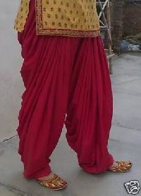 Exclusive Hand Dhoti Suit