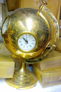 Brass Globe