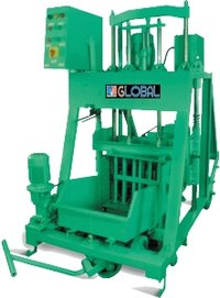 430 G Hydraulic Operated Concrete Block Making Machine