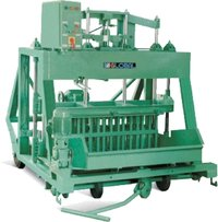 1060G Hydraulic Operated Concrete Block Making Machine