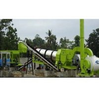Asphalt Drum Type Continuous Mobile Plant