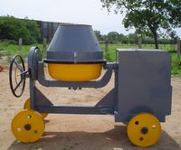 5/3 Cft Concrete Mixer Machines