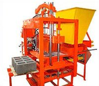 1000 SHD Hydraulic Operated Concrete Block Making Machine