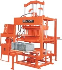 640s Hydraulic Operated Concrete Block Making Machine