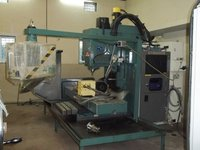 Matsuura Mc 760v2 Vertical Machining Center