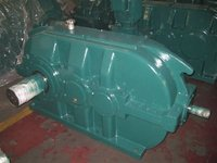Zly Series Hard Gear Surface Gearbox