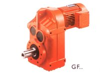 F Series Parallel Shaft Helical Geared Motor