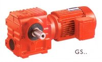S Series Helical Geared Motor